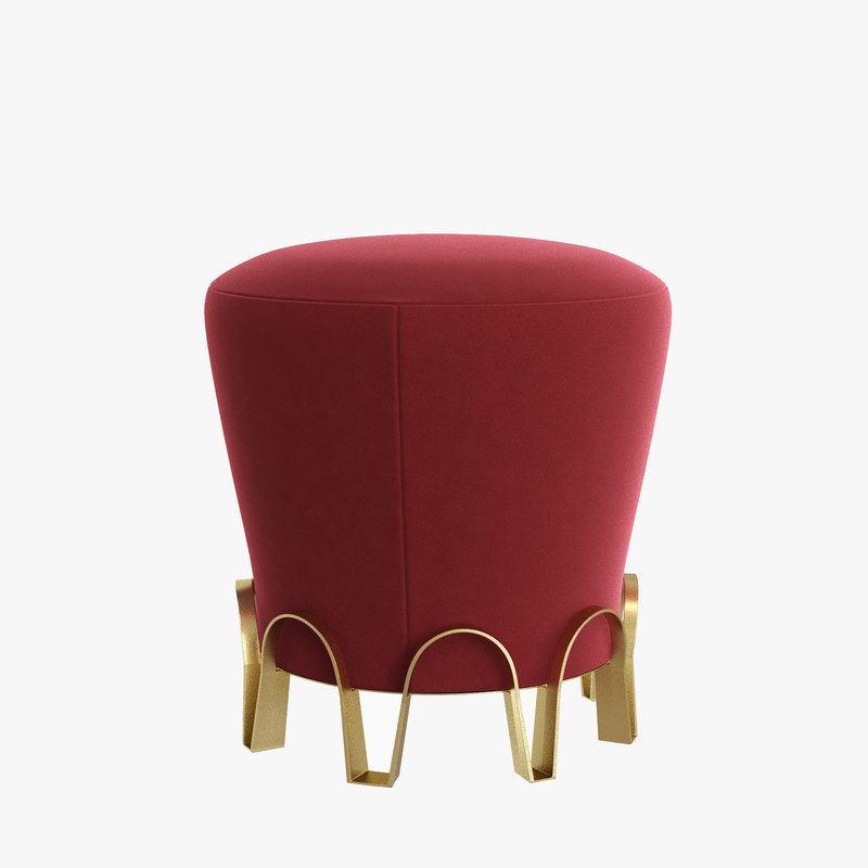 brabbu nui stool 3D