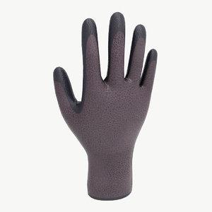 ready 3 gloves model