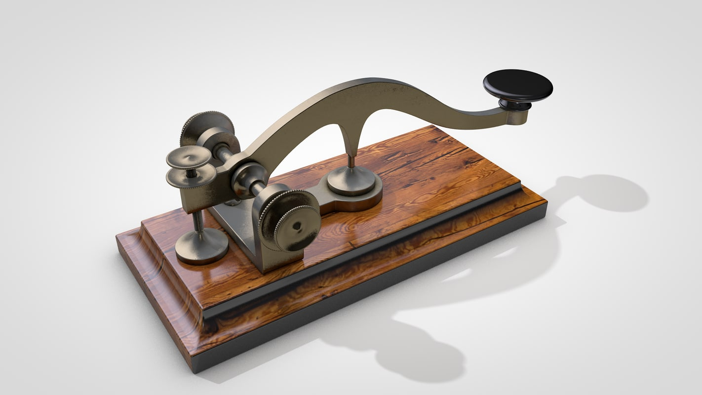 3D electrical telegraph