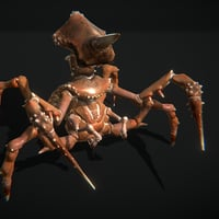 monster rikayon 3D model