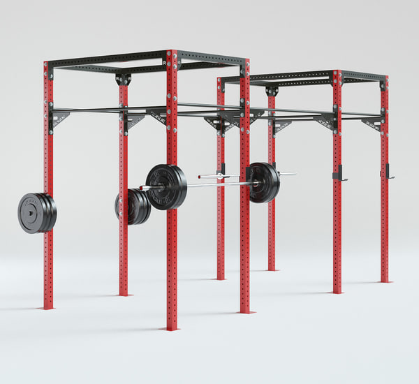 3D monster rig rogue model