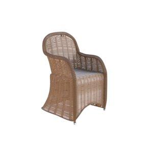 wicker chair 3D model