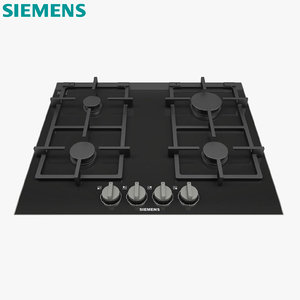 3D hob ceramic burner