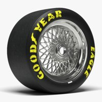 Goodyear Eagle BBS E55