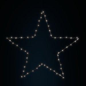 led light star 3D