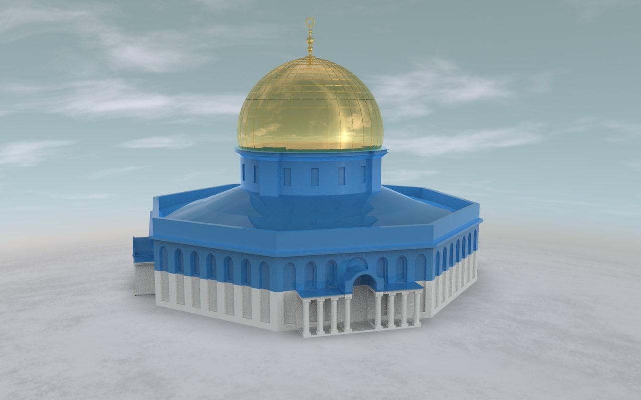 al-aqsa mosque model