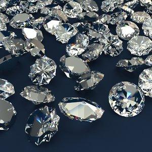 diamond pack model