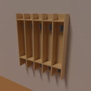 kindergarden 3D model
