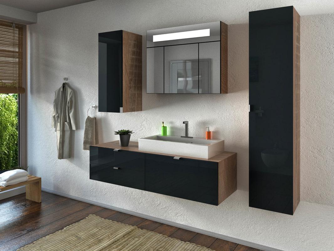 bathroom furniture 2 model