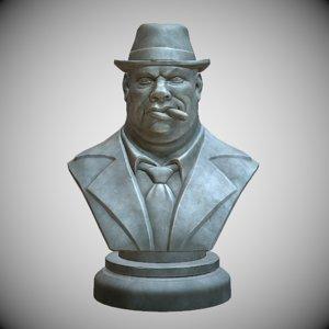 stylized gangster model