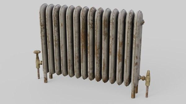 radiator heater 1 3D