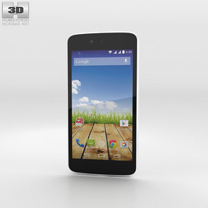 3D micromax canvas a1
