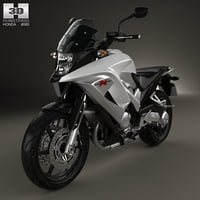 honda crossrunner vfr800x 3D model