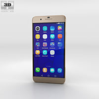 huawei 6 honor 3D model