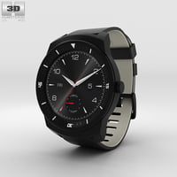 3D lg g watch model