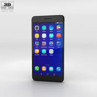 3D model huawei 6 honor