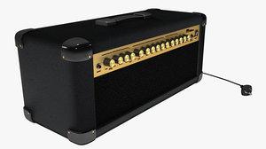 marshall amplifier replica model
