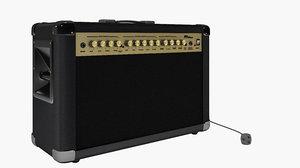 marshall amplifier 3D model