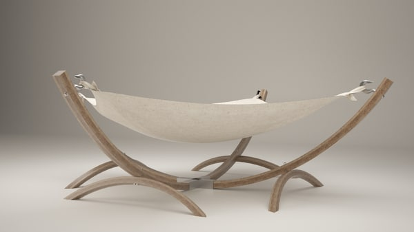 Hammock 3D Models for Download | TurboSquid