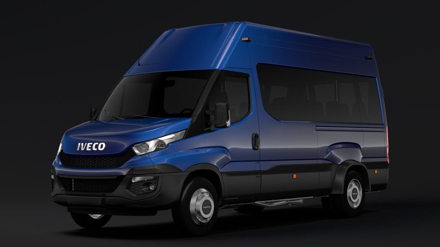 iveco daily minibus l3h3 model