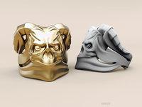 3D model stl cnc printing