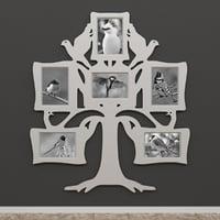 3D pictures interior model