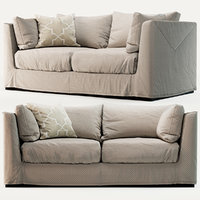 garbarino collections eos-2p sofa 3D model