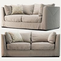 garbarino collections eos-2p sofa 3D model
