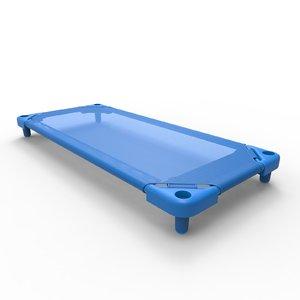 3D model plastic cot