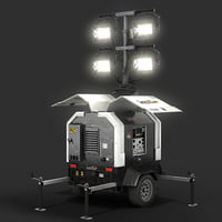 Light Tower Generator