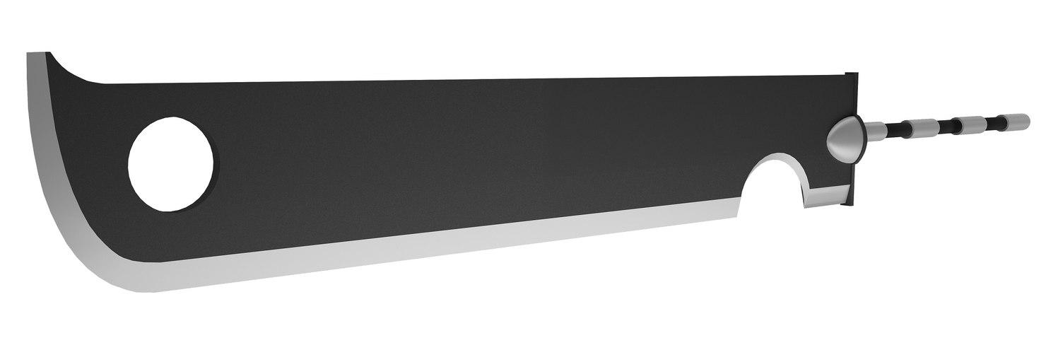 zabuzas sword model