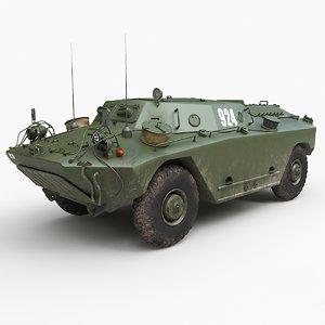 fug ot 65 scout 3D model