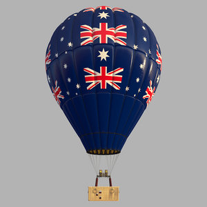 3D parachute australia