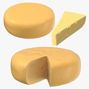 3D swiss cheese