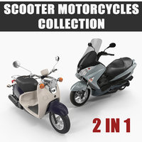 scooter motorcycles model