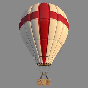 parachute england 3D