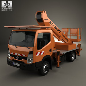 nissan cabstar lift model