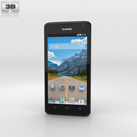 3D model huawei ascend y530