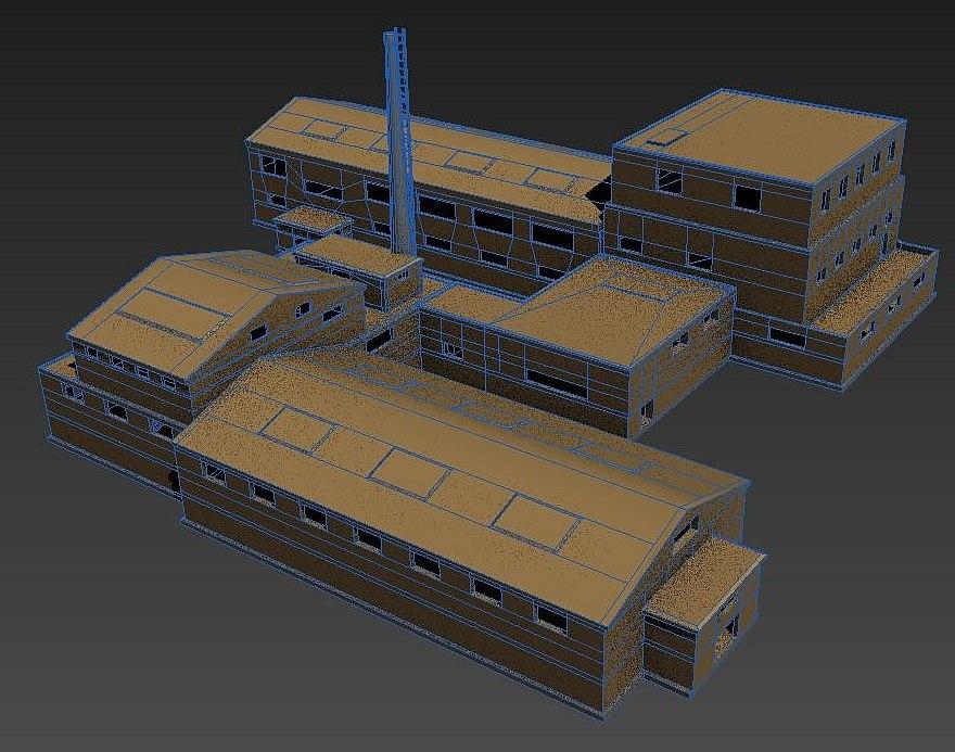 fiction factory 3D