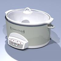 crock pot model