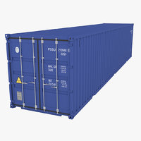 Industrial Container 40ft