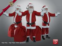Santa Claus Male ACC 51 60 002