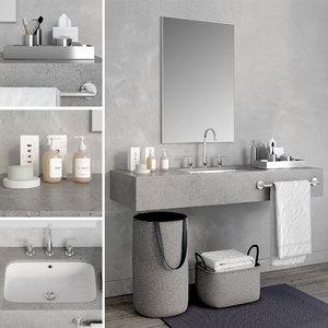 3D bathroom 3