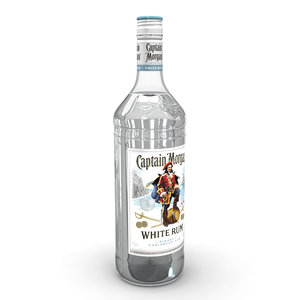 captain morgan white 1l model