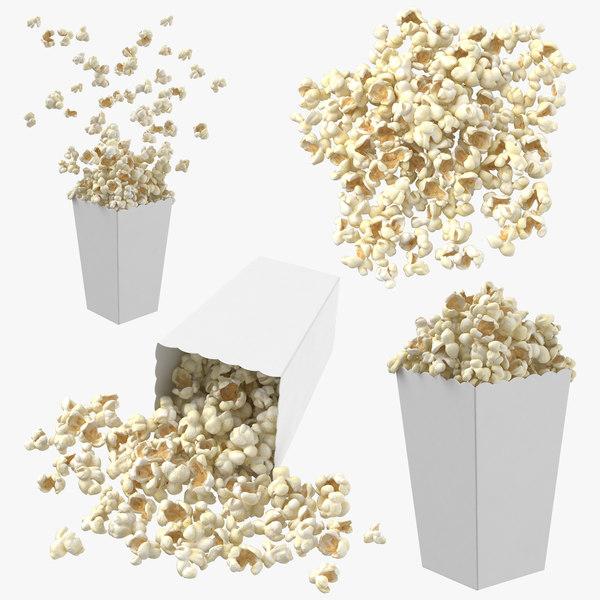 popcorn model