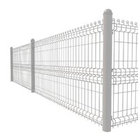 custom fence metal model
