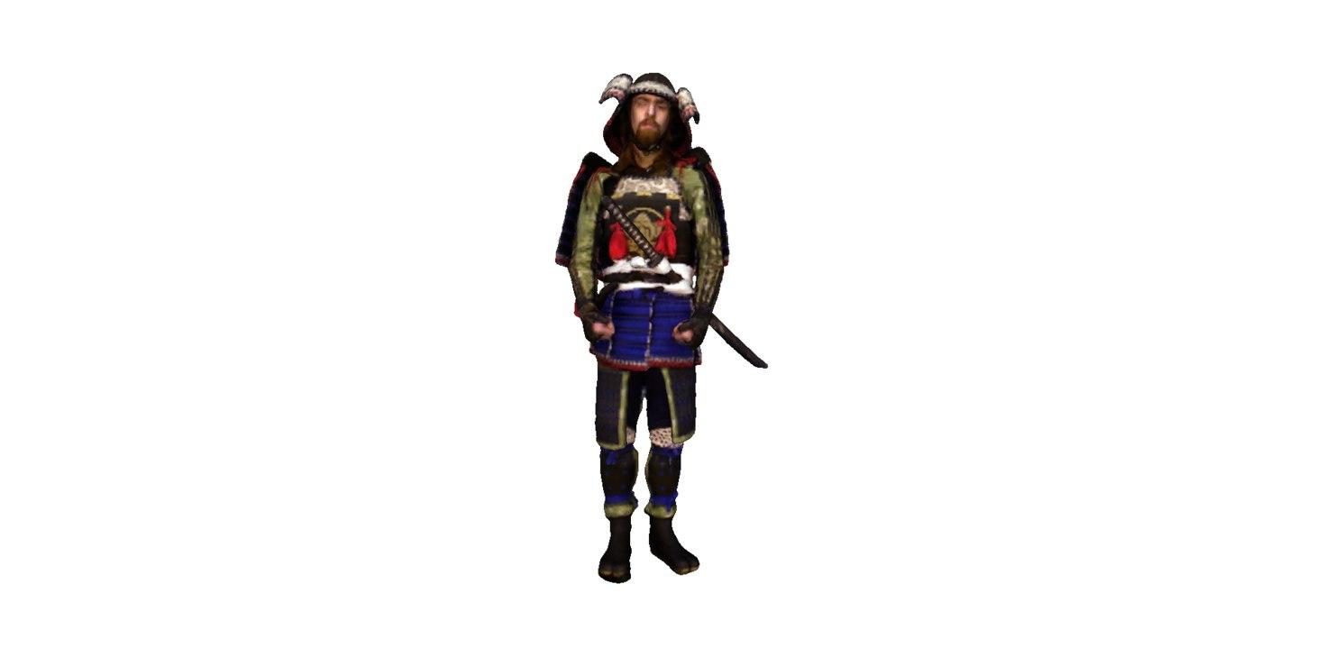 samura bujinkan model
