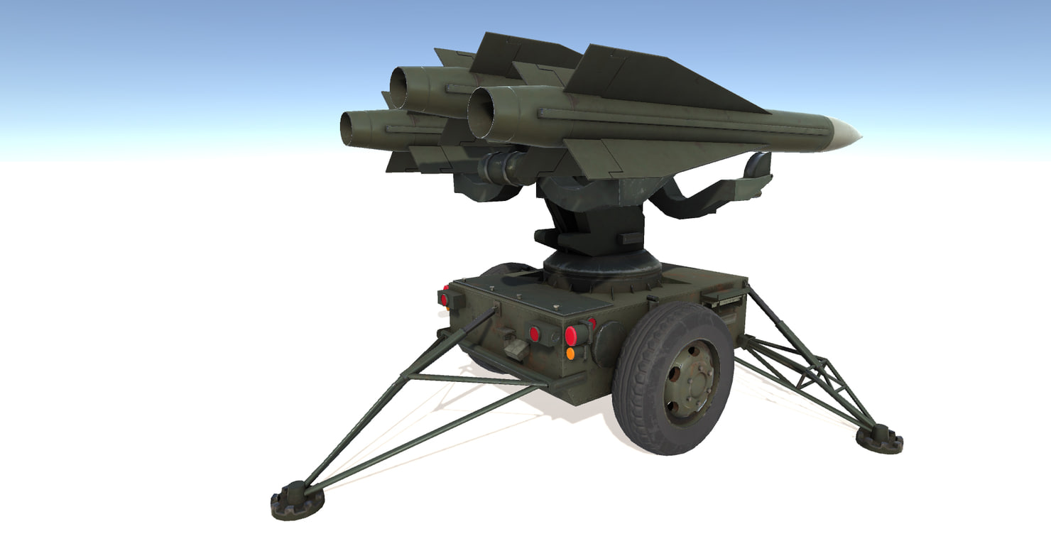 3D military set