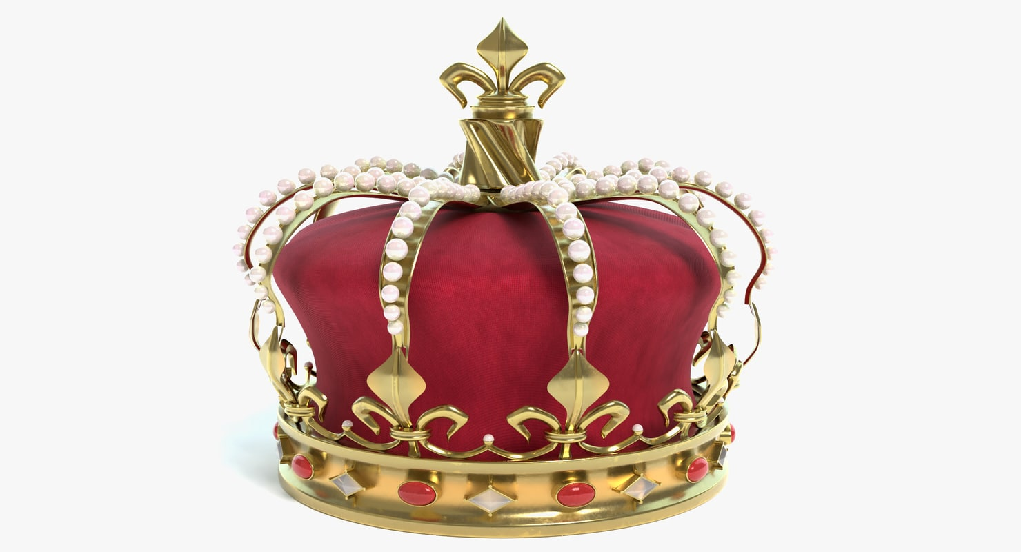 crown pbr s 3D