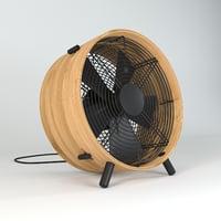 3D otto fan